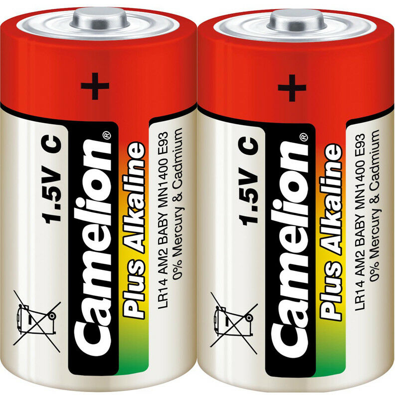 50x Baby C LR14 UM2 MN1400 Batterien Batterien Batterien CAMELION PLUS | Attraktiv Und Langlebig  d0552e