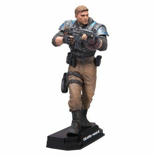 New Gears Of War 4 JD FENIX Collectible Action Figure