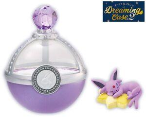 RE-MENT Pokemon Eevee /& Friends Dreaming Case 2 Toy Figure Umbreon Sleeping NEW