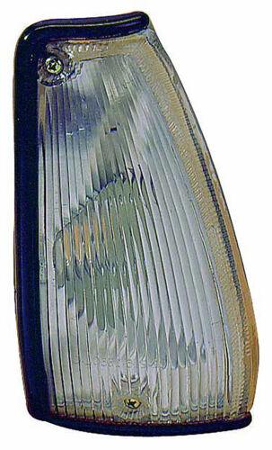 Pour Nissan Micra K10 1988-1993 Clear Front Indicator Light Lampe Côté Droit