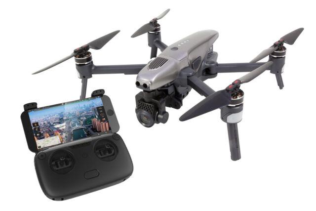 Walkera Vitus Portable Drone RTF - DRONE FPV CON 4 K uhd-kamera, Top NUOVO