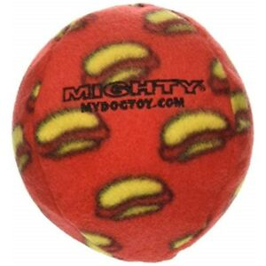 100% Vrai Vip Tuffy Mighty Ball Medium Rouge-afficher Le Titre D'origine