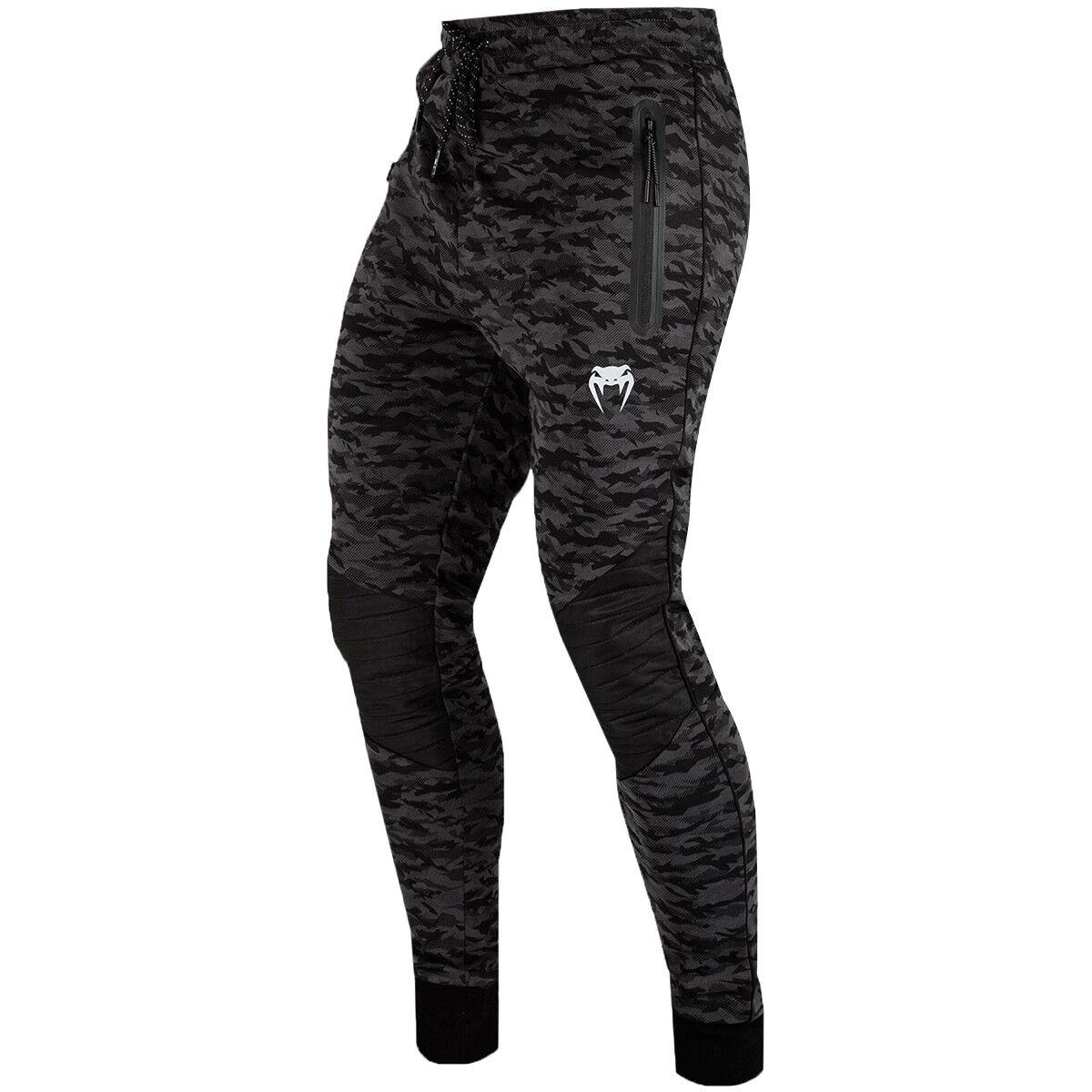 Venum Laser DrankstRing Waist Fit Cut Jogging Pants --Dark Camo