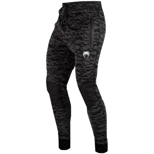 Venum Laser Drawstring Waist Fit Cut Jogging Pants Dark Camo