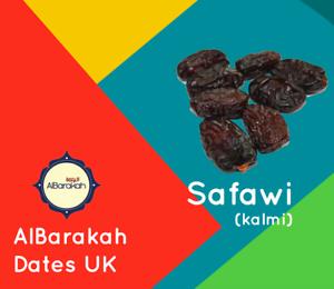 Safawi dates (khajoor, Tamar) Véritable goût de Safawi dates