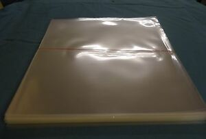 100-CRYSTAL-CLEAR-PLASTIC-LP-SLEEVES-322-x-322-x-0-10-mm