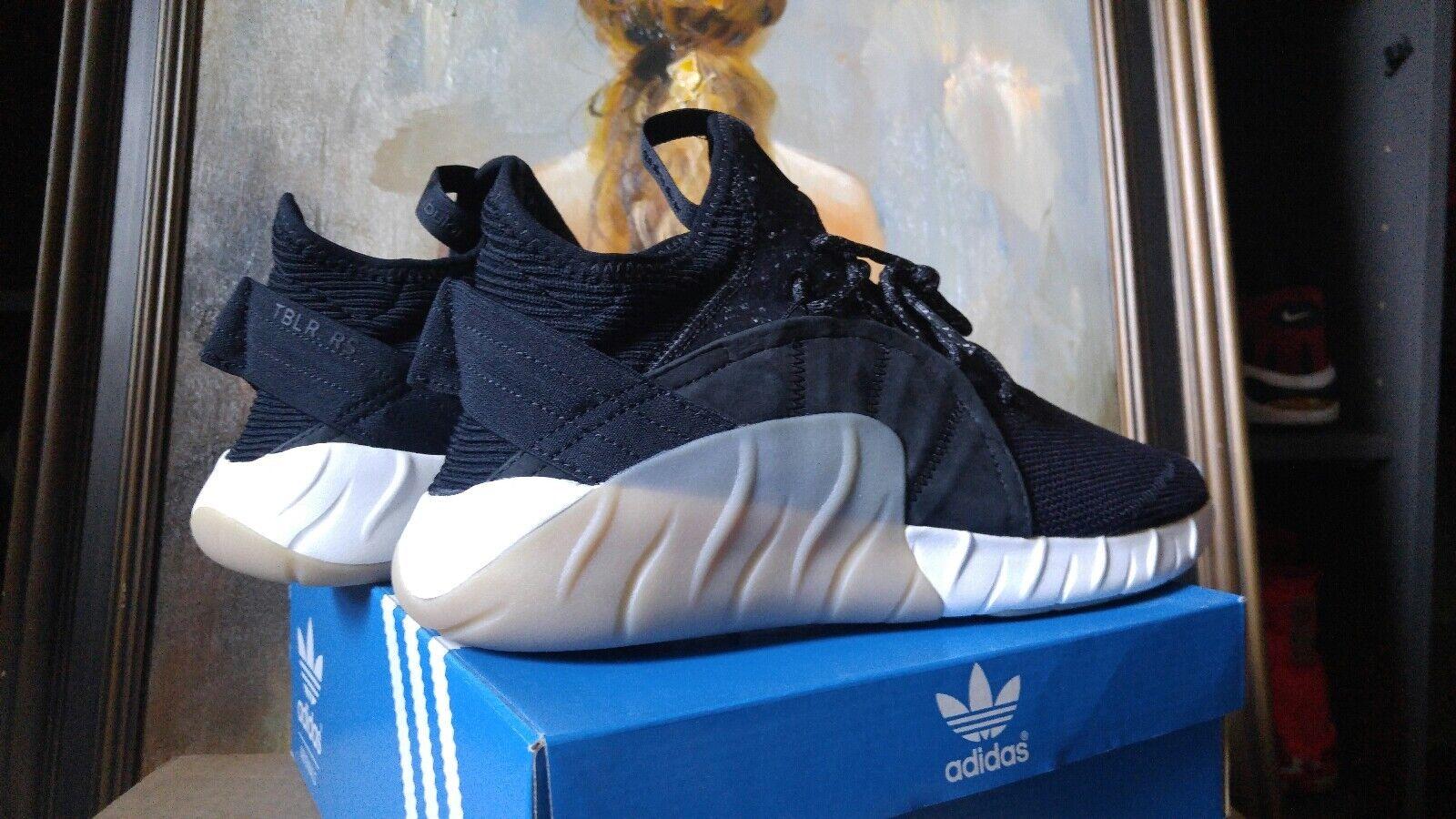 4362b0f05 Adidas Tubular Rise Size Size Size 10 10.5 11 12 Black White BY3555 very  nice 1aec9b