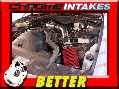 CF BLACK RED 92-95 FORD CROWN VICTORIA//LINCOLN TOWN CAR//MERCURY FULL AIR INTAKE