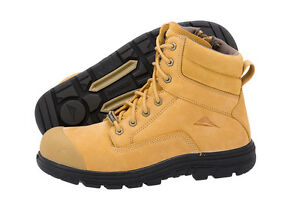 304fa2f9f46 Details about Ascent Safety Alpha 2 (4E) Wheat Workboots Boots | AUTHORISED  DEALER
