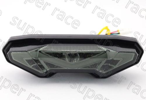 Turn Signal Tail Light Brake Integrated Light For  Yamaha MT-09 //Tracer FZ-09 Bk