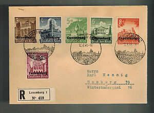 1941-Luxembourg-Censored-Occupation-Cover-to-Germany-Stamp-Day-Cancel