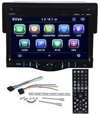 "Boss BV8970B 7"" 1-Din Monitor DVD/MP3/CD/USB Car Stereo Radio Receiver/Bluetooth"