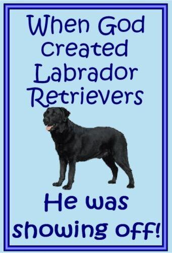 New Dog fridge magnets New Gift Labrador Free UK p//p