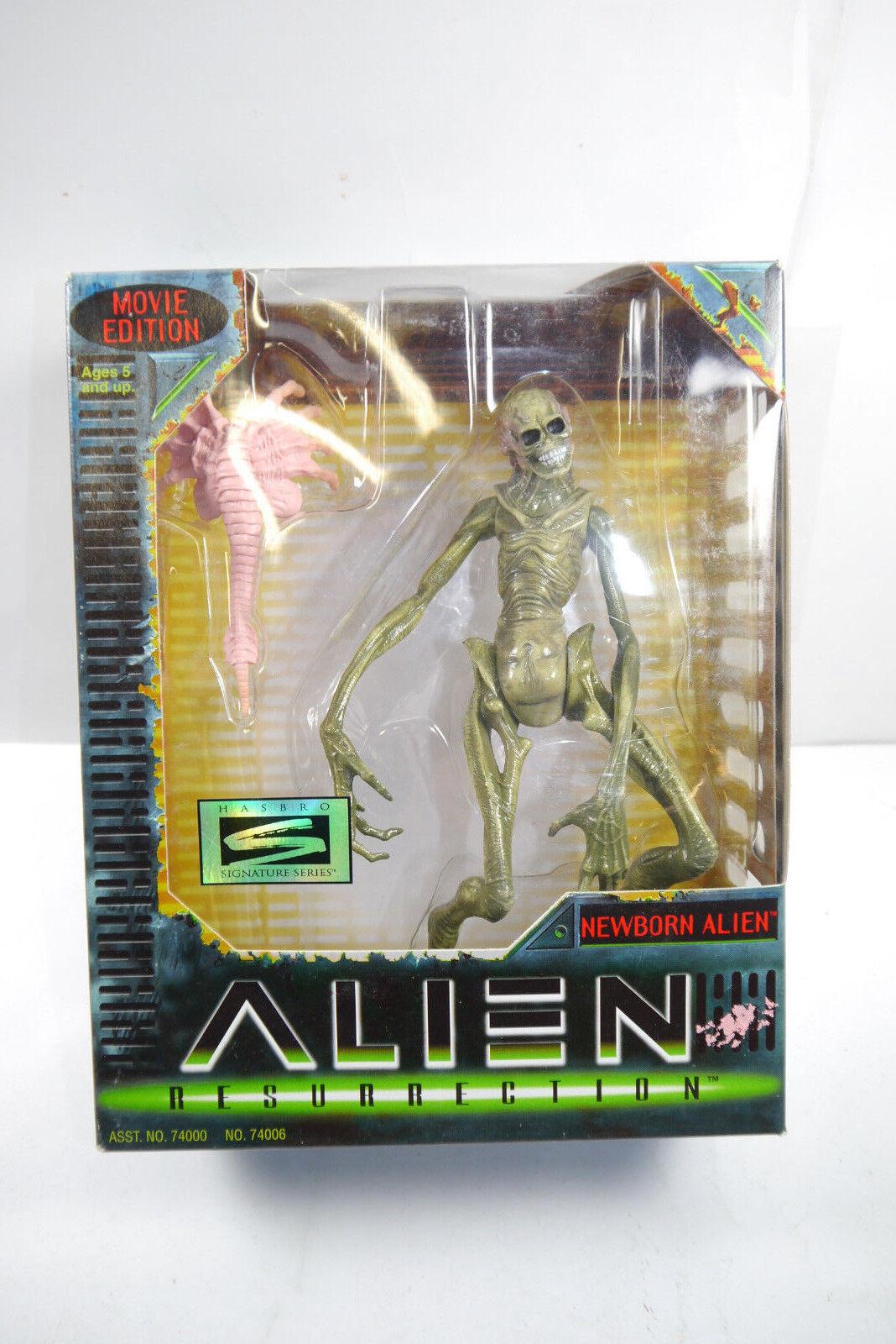 Alien Resurrection Newborn Alien Action Figure Kenner Approx. 18 cm NEW L