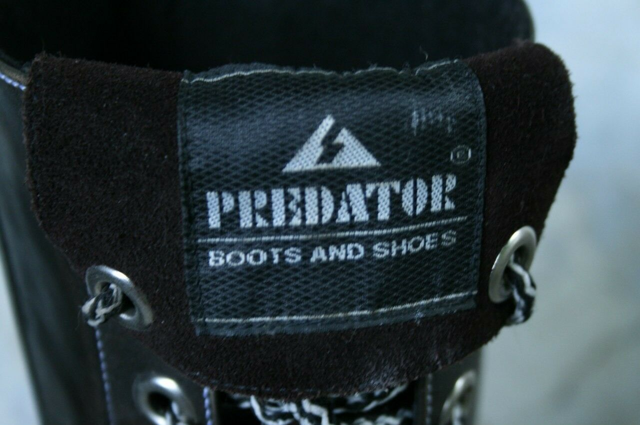 Predator Boots Brown Leather Awesome 36 36 36 - 37 size 78ee1e