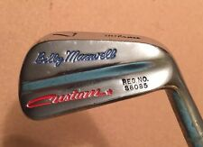 Wilson Billy Maxwell 3,5,7,9 & Putter vintage Irons, RH With  Steel Shafts