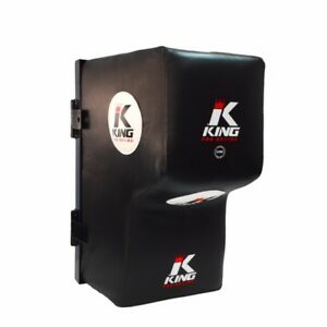 KPB-WB-Wandschlagpolster-King-aus-100-Leder-Fuer-Boxen-Kickboxen-Muay-Thai