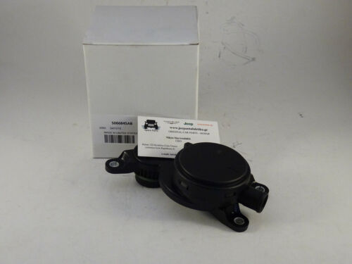 Pressure Control Valve Jeep Cherokee KJ 02-03 2.5L TD 5066845AB Genuine Mopar