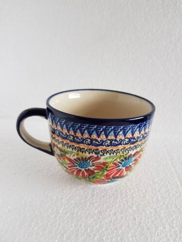 Tea cup 0.35l Polish Pottery