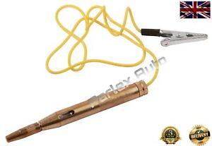 Car Automotive Vehicle Electrical Circuit Test Pen Tool Probe 6V-24V