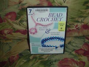 Bead-Crochet-DVD-Flirty-Flower-Necklace-amp-Tunisian-Stitch-Bracelet-Blitz-2-dis