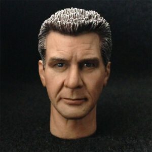 1-6-Scale-Harrison-Ford-Male-Head-Sculpt-F-12-034-Hot-ZY-Toys-Phicen-Action-Figure