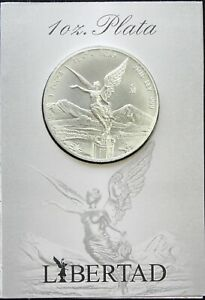 Mexico-1-oz-Silver-Libertad-2016-BU-in-special-Banco-de-Mexico-packaging