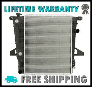 BRAND NEW RADIATOR #1 QUALITY /& SERVICE PLEASE COMPARE OUR RATINGS3.0 3.5 V6