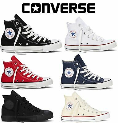 Converse Chuck Taylor Trainer All Star High Tops AUTHENTIC Adult All colors NEW* | eBay