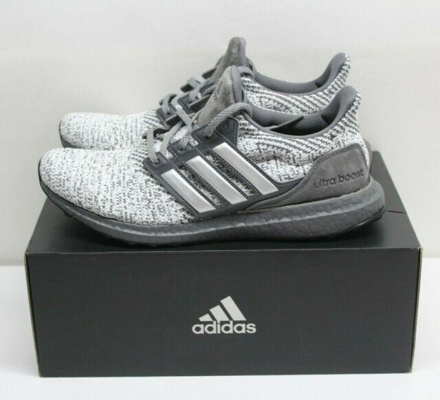 adidas ultra boost grey metallic