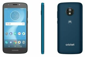 Details about Motorola XT-1921-2 Moto E5 Cruise 16GB Cricket Excellent  Condition Smart Phone