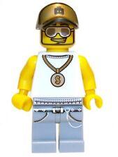 LEGO - Series 3 Minifigure - Rapper - Mini Figure / Minifig ONLY