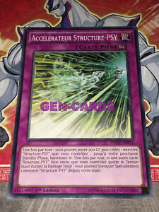 Carte-Yu-Gi-Oh-ACCELERATEUR-STRUCTURE-PSY-INOV-FR074-x-3