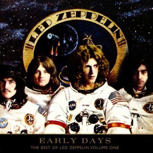 Led Zeppelin - Early Days: The Best of Led Zeppelin Vol.1 - Led Zeppelin CD RGVG