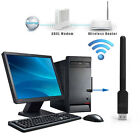 2.4Ghz 150Mbps USB 2.0 WiFi Wireless Network Card 802.11b/g/n LAN Adapter Dongle