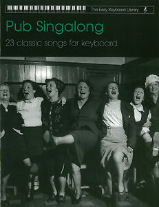 Pub-Songs-For-Easy-Keyboard-Sheet-Music-Book-Tunes-Songbook-Singalong-Sing-Along