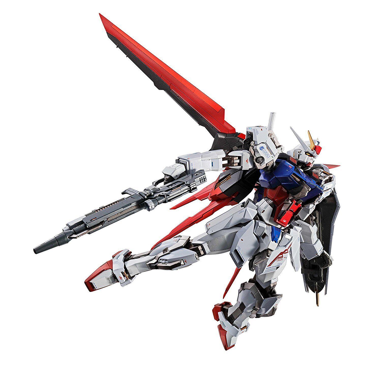 Bandai Metal Construir Yale Golpe Gundam Seed Figura de Acción EMS con seguimiento Nuevo