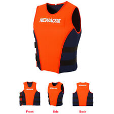 Adult Life Jacket Swimming Fishing Fishing Kayak Surf Ski Neoprene Safety Vest