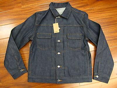 e81ee12f83d9 APC VESTE Jean Work Jacket  H02191 NEW