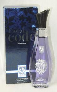 Floral Code For Women Eau De Perfume Spray By European American