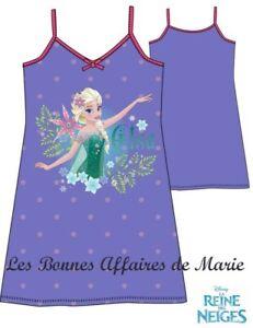 LA REINE DES NEIGES DISNEY Neuve avec étiquette Robe de plage Elsa