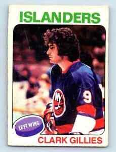 1975-76-O-Pee-Chee-Clark-Gillies-Rookie-199