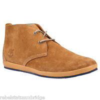 Timberland Boots Men's Earthkeeper Woodcliff Leather Chukka 5409a Rust Uk 8,10