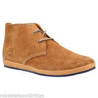 Timberland Boots Men's Earthkeeper Woodcliff Leather Chukka 5409a Rust Uk 8,10