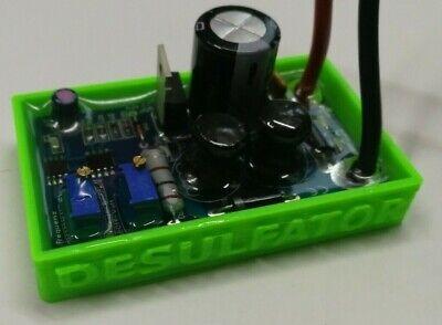 Refresher Blei Batteriepulser 12V Pulser />100A Batterie Aktivator Desulfator