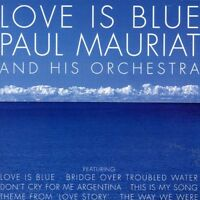 Paul Mauriat, Paul Mauriat & His Orchestra - Love Is Blue [new Cd] on Sale
