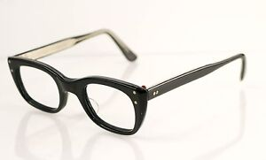 bc8f06f4c8 Vtg 60s American Optical Brown Tortoise Johnny Depp Small Eyeglass ...