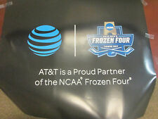 NCAA- 2016 MEN'S FROZEN FOUR LOGO 2-SIDED SIGN FROM TAMPA BAY AND A TandT-large