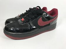 Nike Air Force 1 '07 Low Space Jam Black White Patent