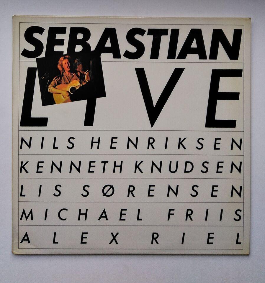 LP, Sebastian, Live